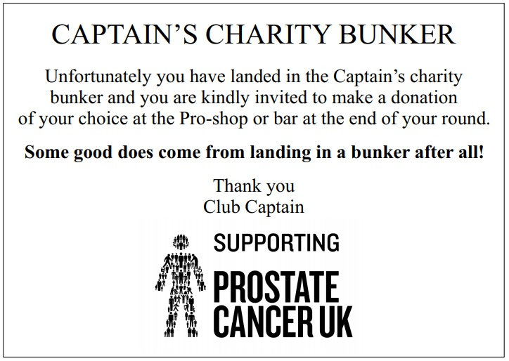 Charity Bunker